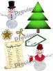 Christmas/Winter Clip Art Collection