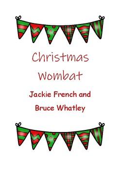 Christmas Wombat Activities