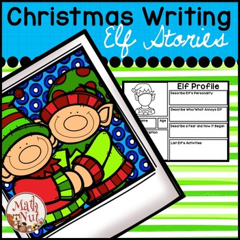 Christmas Writing | Elf Stories