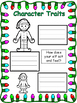Christmas Writing Activity: Write a Character Sketch About