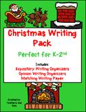 Christmas Writing Packet