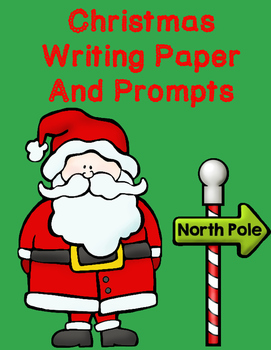 Christmas Writing Paper:  Letter To Santa and other Writin