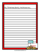 Writing Prompts - Christmas -Make a Christmas Book (Indivi