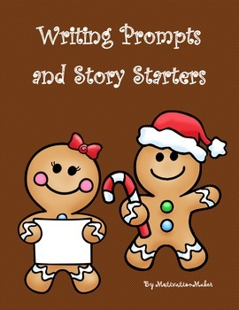 Christmas Writing Prompts and Story Starters