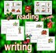 Christmas - Writing and Patterning Fun. CCS Aligned