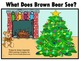 Christmas and Five Senses  Math and Literacy