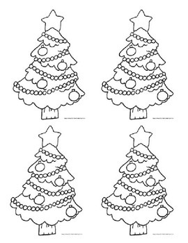 Christmas card Images to Colour