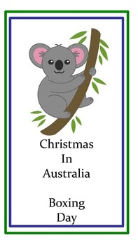 Christmas in Australia - Boxing Day
