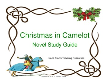 Christmas in Camelot Novel Study Guide