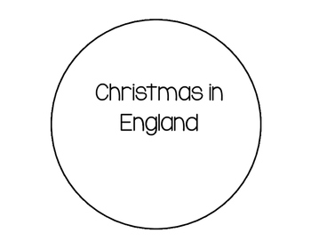 Christmas in England Interactive Reader