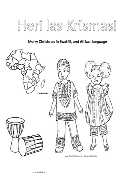 Christmas in Many Languages