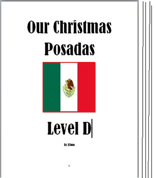 Christmas in Mexico Las Posadas Guided Reading A-D