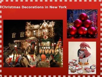 Christmas in New York vs. Christmas in Australia