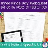 Christmas & Three Kings Day {Dia de los Reyes} in Puerto R