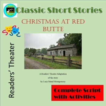 Christmas in Red Butte A Readers' Theater Adaptation with