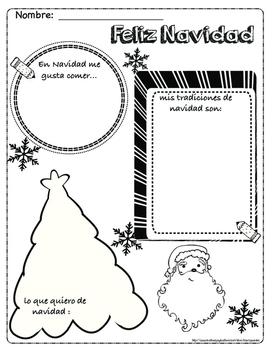 Christmas in Spanish free / Navidad free