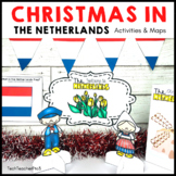 Christmas Around the World ** the Netherlands ** Map, Reci