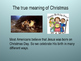 Christmas in the United States Powerpoint