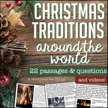 Christmas {responding to non-fiction text & more!}