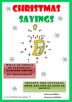 Christmas sayings, proverbs, quotes