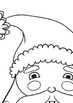 Christmas super high coloring poster
