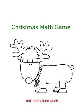 Christmas/Winter Dice Game