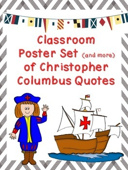 Christoper Columbus Activity Packet