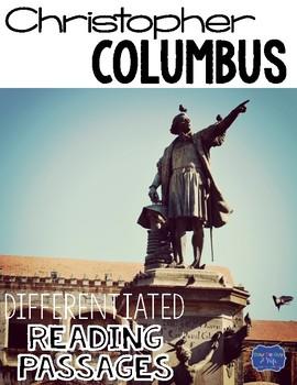 Christopher Columbus Nonfiction Differentiated Reading Pas