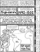 Christopher Columbus Doodle Notes {A Freebie from History Gal}