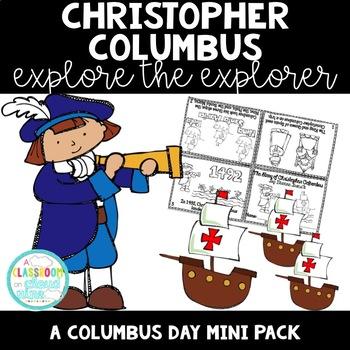 Christopher Columbus {Explore the Explorer}