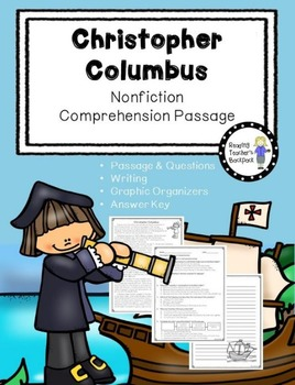 Christopher Columbus Nonfiction Passage