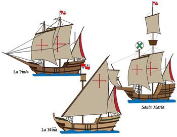Christopher Columbus' Ships