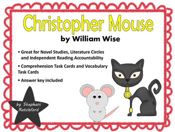Christopher Mouse by William Wise Comprehension and Vocabu