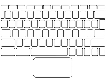 Chrome Book Keyboard