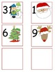 Chrsitmas Time Calendar Cards