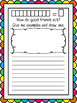 Chrysanthemum Bilingual writing prompt