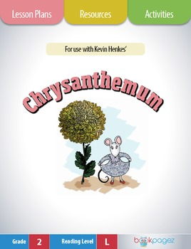 Chrysanthemum Lesson Plans & Activities Package, Second Gr