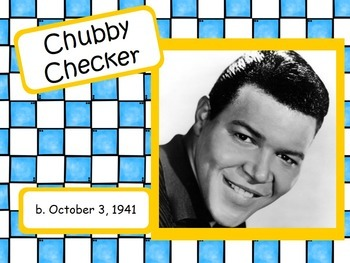Chubby Checker: Musician in the Spotlight