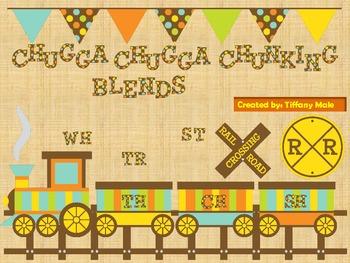 Chugga Chugga Chunking Blends