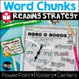 Chunky Monkey Reading Strategy: Lesson Plan, Center, Power