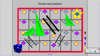 Chutes and Ladders Domain and Range Review
