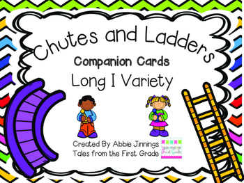Chutes and Ladders- Long I Variety