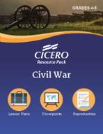 Cicero Resource Pack Civil War Grades 4-5