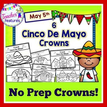 Cinco De Mayo Crowns