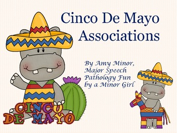 Cinco De Mayo Association Freebie