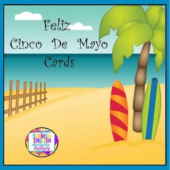 Cinco De Mayo Cards