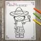 FREE Coloring Pages for Cinco de Mayo