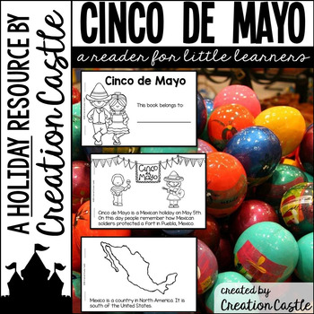 Cinco de Mayo Guided Reading Book