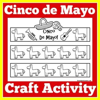 Cinco de Mayo Activity | Cinco de Mayo Craft | Cinco de Ma