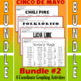 Cinco de Mayo - 4 Coordinate Graphing Activities - Bundle #2